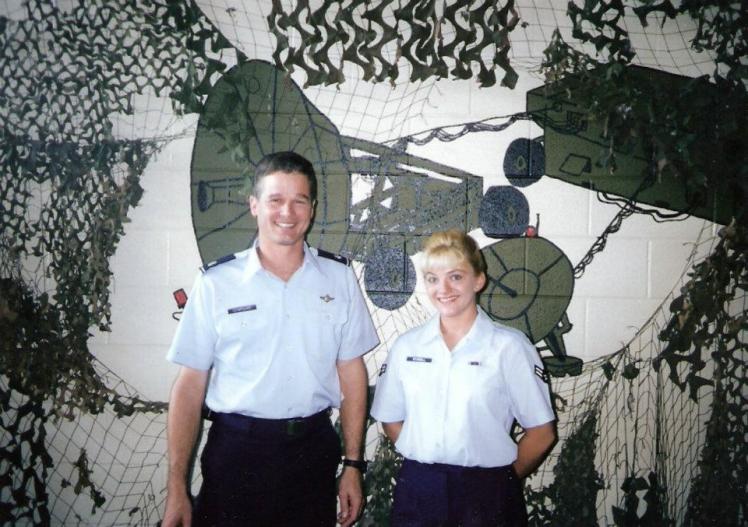 Jennifer Norris, Keesler AFB, Mississippi (1997)