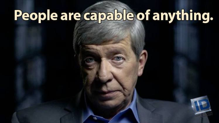 Lt. Joe Kenda, Homocide Hunter, Investigation Discovery