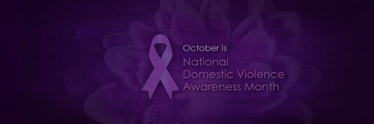 Domestic Violence Awareness month