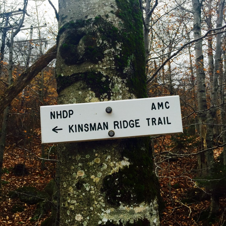 Kinsman Ridge Trail, Cannon Mountain