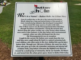 Button Hole, Providence, Rhode Island
