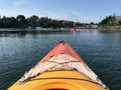 My view in Narragansett Bay