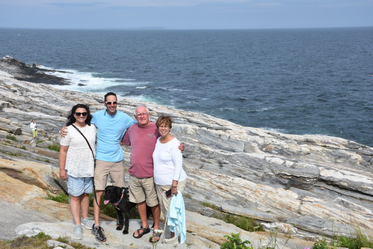 Its Worth The Trip Pemiquid Point Lighthouse Park Bristol Maine