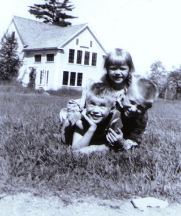 Billy__Jonny_and_Rhodi_in1953