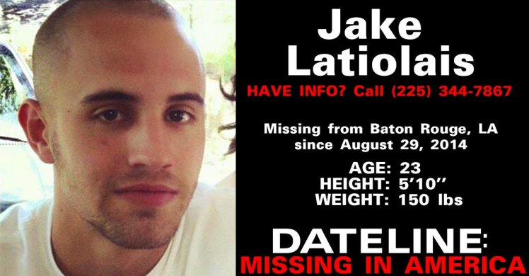 Jake Latiolais Dateline